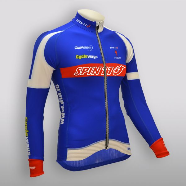 CARBON Long Sleeve Jersey